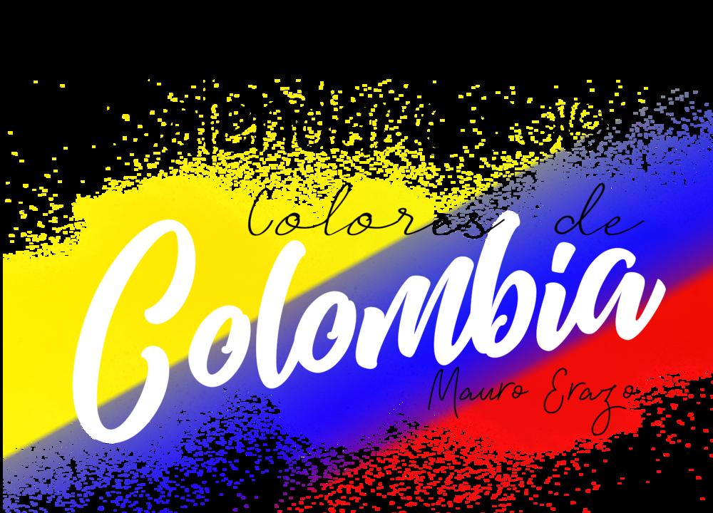 Colores de Colombia - Mauro Erazo