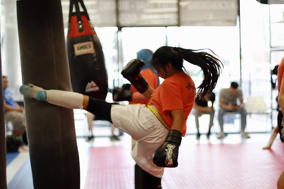 Kids Kickboxing/Muay Thai