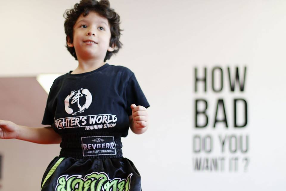 Kids Muay Thai/Kickboxing