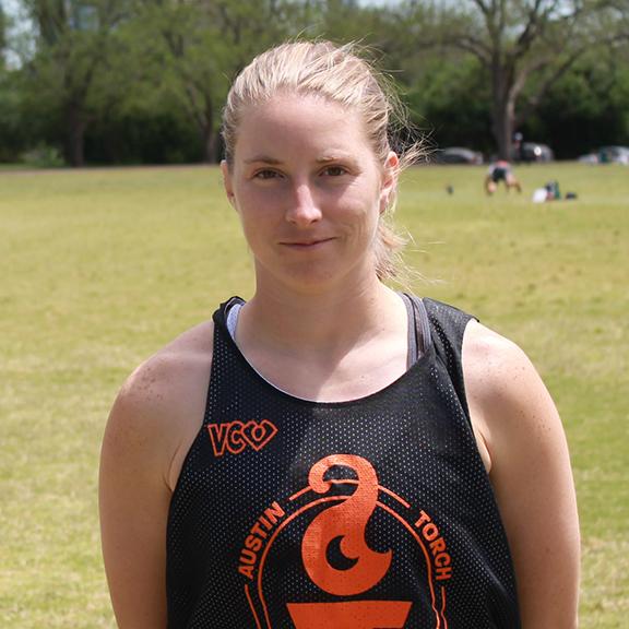 #10 Katie Metzler