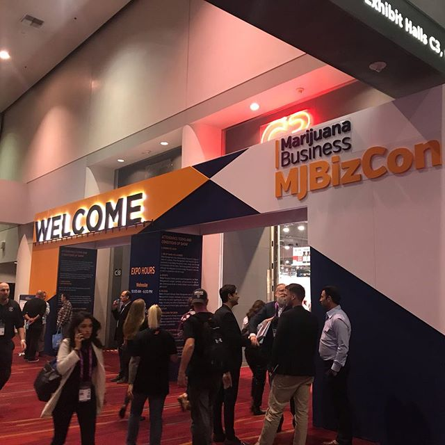 Day 2!  Can't wait. Yesterday was awesome!  Had a great time meeting so many fantastic people in the industry.  Thanks for stopping by.  We'll be here at booth #2079 until 6pm with @pdx.gold, come see us! . . . #mjbizcon #mjbiz2018 #mjbizlasvegas  #ElfExtraction #ElfMfg #butane #pdxgold #madeinamerica #Holos20 #Extractor #Accurate #ASME #PSIreviewed #butaneextraction #CBDextraction #botanicalextraction #extractionequipment #BHO