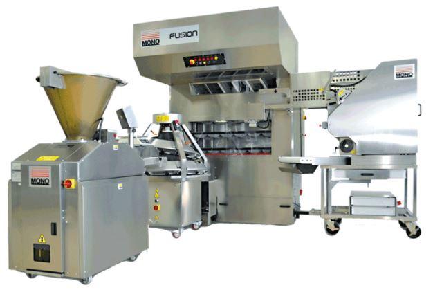 Fusion pro bread plant