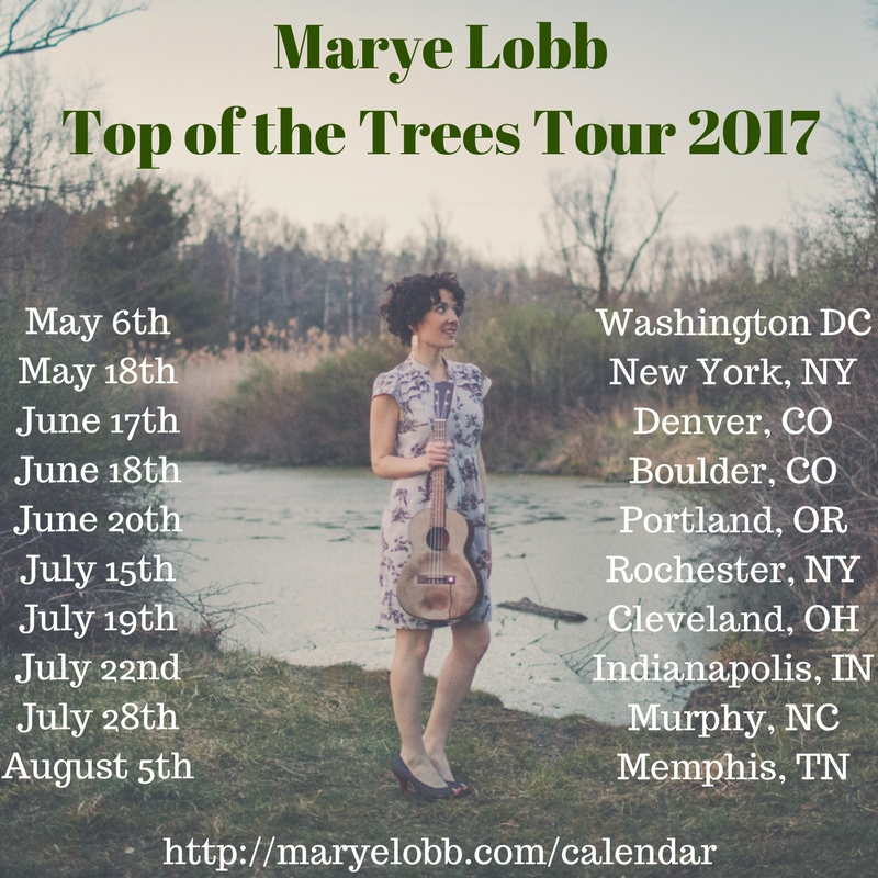 Top of the Trees Tour Dates