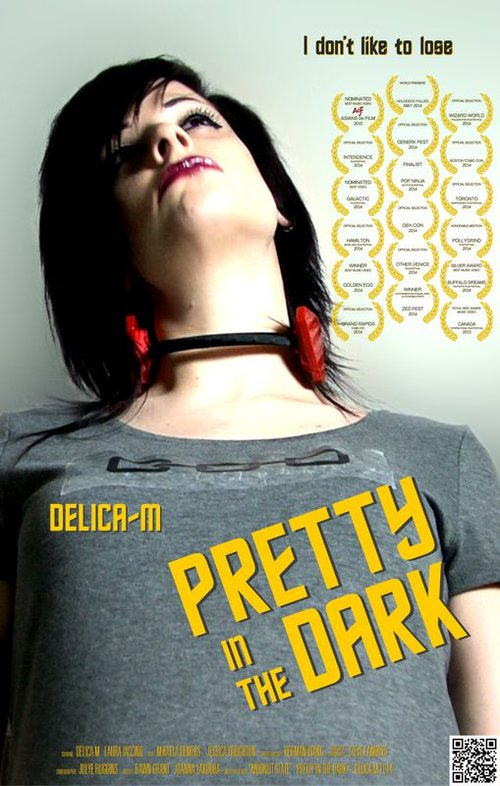 Delica-m: Pretty In The Dark - Herman Wang