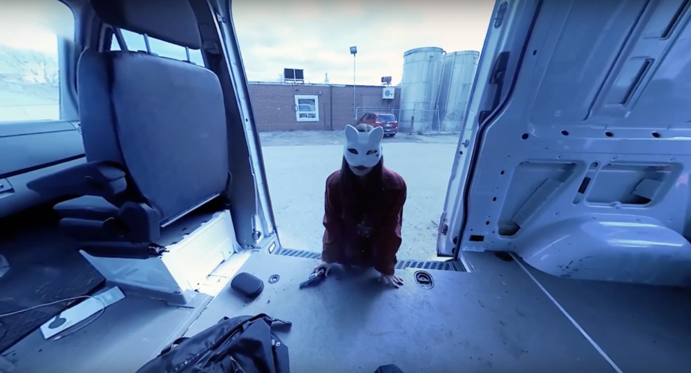 Pawn - Josh Gonsalves / Contraverse VR