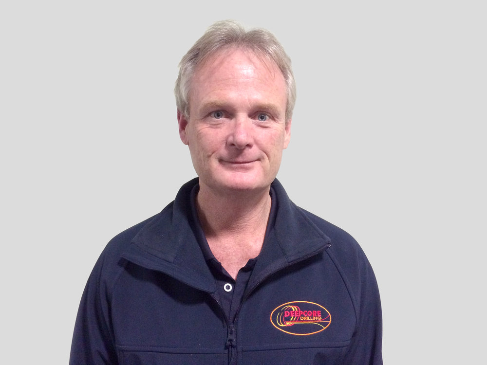 Phil began his career in the mining industry in 1990 with a Contract Drilling Company as their book keeper, since that time he has been employed by a further three companies in various roles ranging from payroll, to HR to purchasing. He is a founding member and part owner of Deepcore Drilling and is now the company's Financial Controller based out of the Stawell office in VIC.