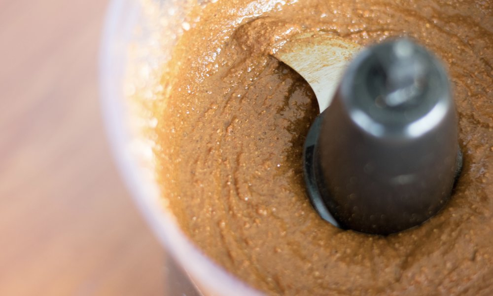 How to Make Almond Butter  by Chef Ayo