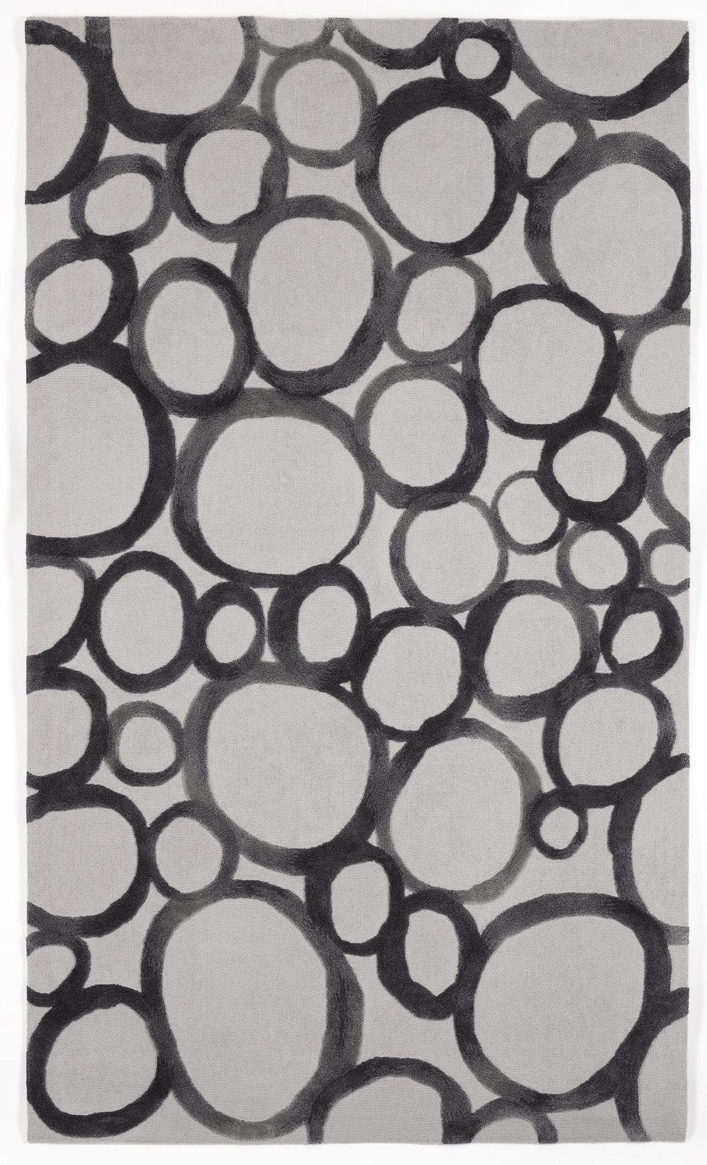 Bubbles in Pewter