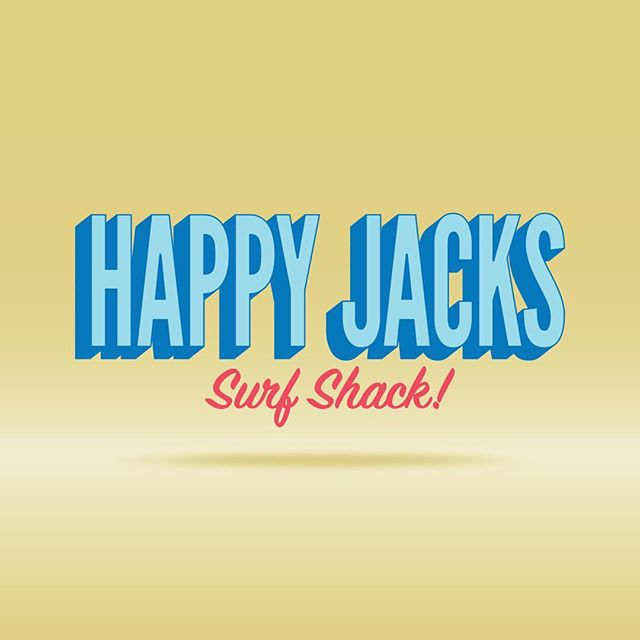 Happy Jack's Instagram is here with a new logo! Visit Happy Jack's Surf Shack in Bolton Landing for fun and funky clothes, gifts, housewares, toys, books, and more! . . . #happyjacks #boltonlanding #adirondacks #surfshack