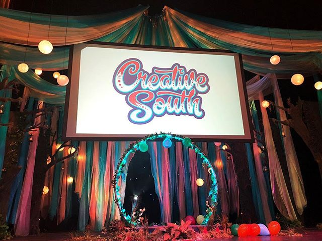 Creative South 2018 🎪#cs2018