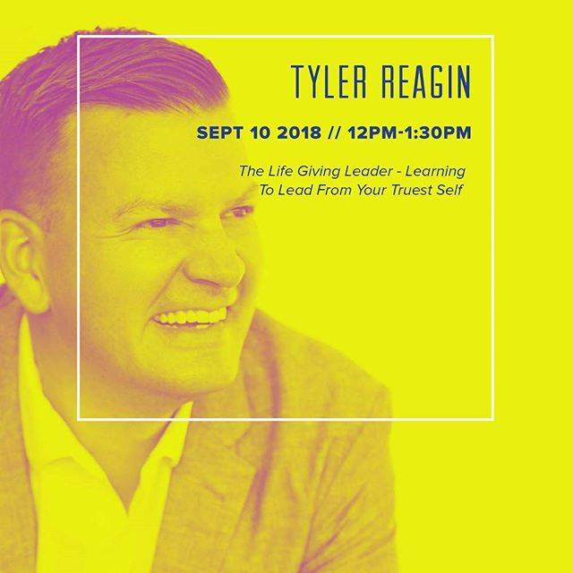 This Monday we are in for a treat! The President of Catalyst @tylerreagin will be speaking at the Instititue! Lunch will be served at 12:00 and Tyler will start speaking at 12:30 until 1:30 at the MEC on the Nebraska Christian College Campus. If you are interested in attending this FREE event please register online here: https://www.eventbrite.com/e/the-institute-for-church-leadership-with-tyler-reagin-tickets-48876453789  Hope to see you all there!