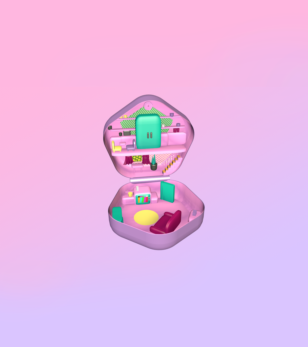 Polly Pocket, 2018