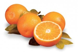 Large and Small box of California Navel Oranges- Item #1 and 2