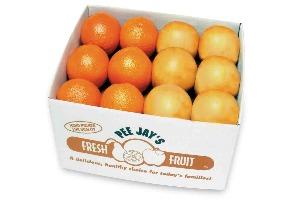 California Navel and Grapefruit Mix Box- Item #9