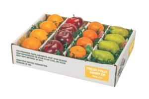 Fresh Fruit Sampler- Item #74