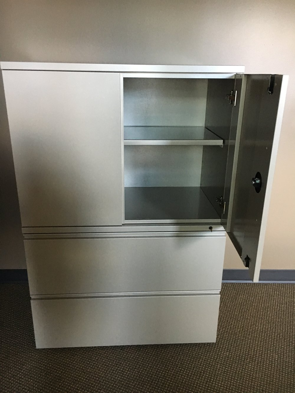 Large Storage and Filling Cabinet