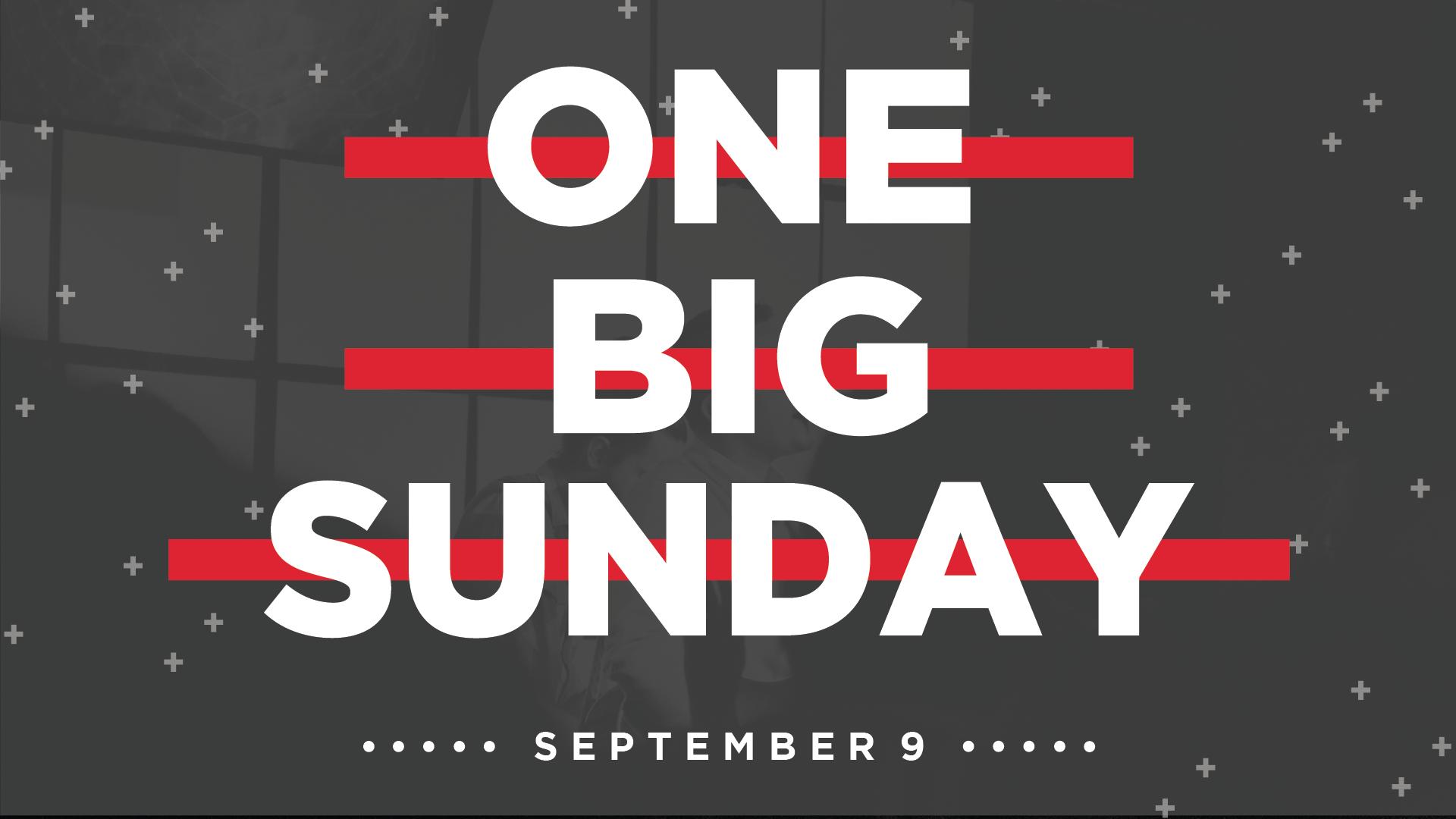 one big sunday — orlando north church
