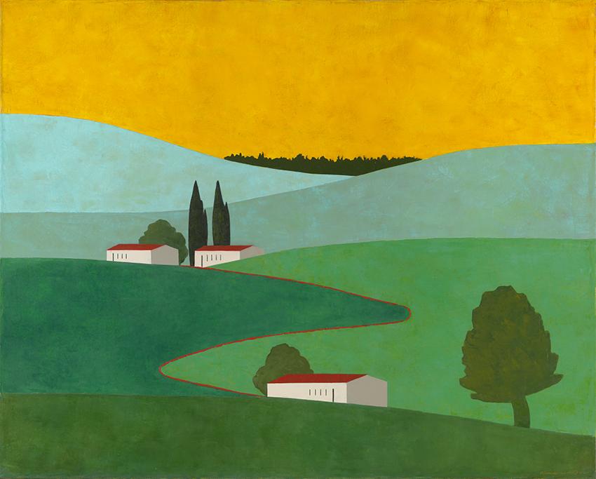 I. Rimer, Landscape