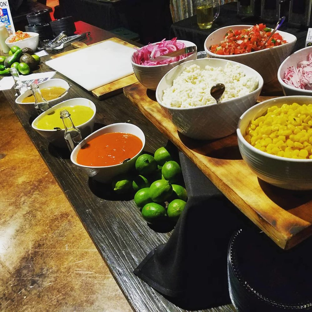 tACO Y vINO MAKES FOR THE BEST PARTIES - TACO DROP OFFS, TACO AND WINE CATERINGCORPORATE EVENTS, WEDDINGS, OR BACKYARD FIESTAS TyV HAS YOU COVERED!FOR CATERING INQUIRES PLEASE FILL OUT THE FORM BELOW AND WE WILL REACH OUT TO YOU SOON.WE APPRECIATE THE OPPORTUNITY