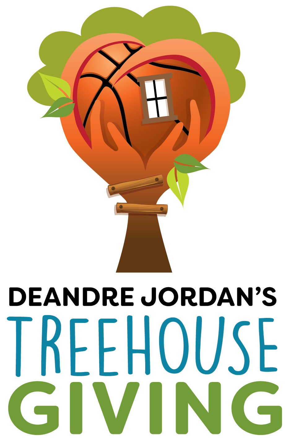 DeAndre Jordan Treehouse Giving