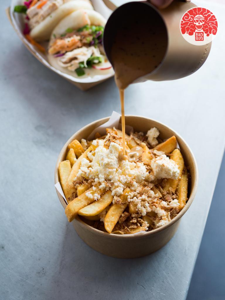 BaoBun Restaurant - Freshly Dressed Fries
