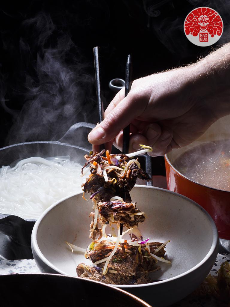 BaoBun Restaurant - Shredded Pork