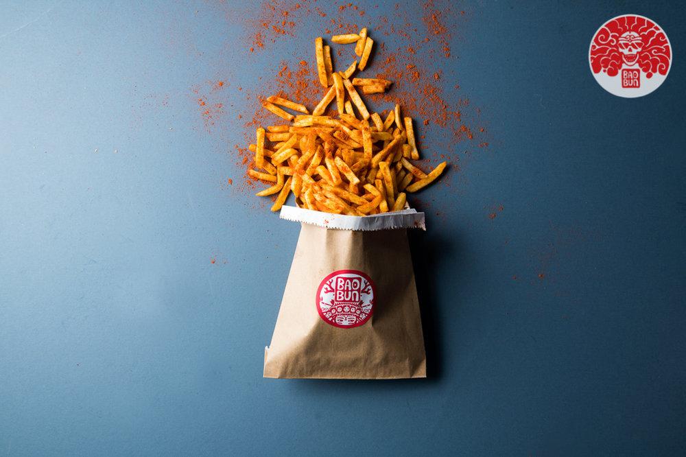 BaoBun Restaurant - Spiced House Fries