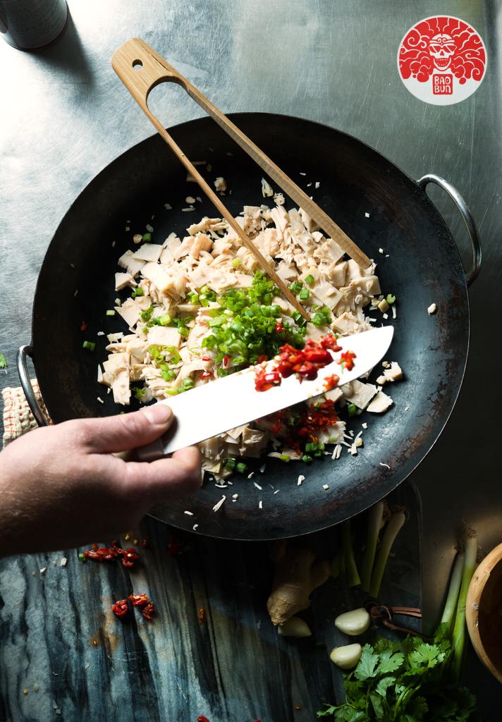 BaoBun Restaurant Belfast - Vegan Friendly Tofu