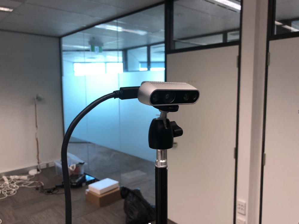 Intel - Real Sense Depth Camera
