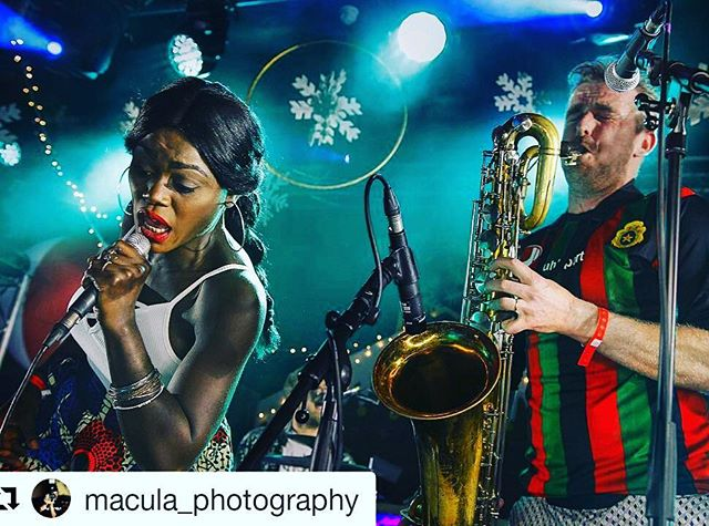 Nottingham you were beautiful. This was our last gig of the year, taking a well deserved break now to refill our big bucket of funk for 2019. It's been an incredible year and we give thanks to all of you crazy creatures who crossed our path, we love you all muchly!