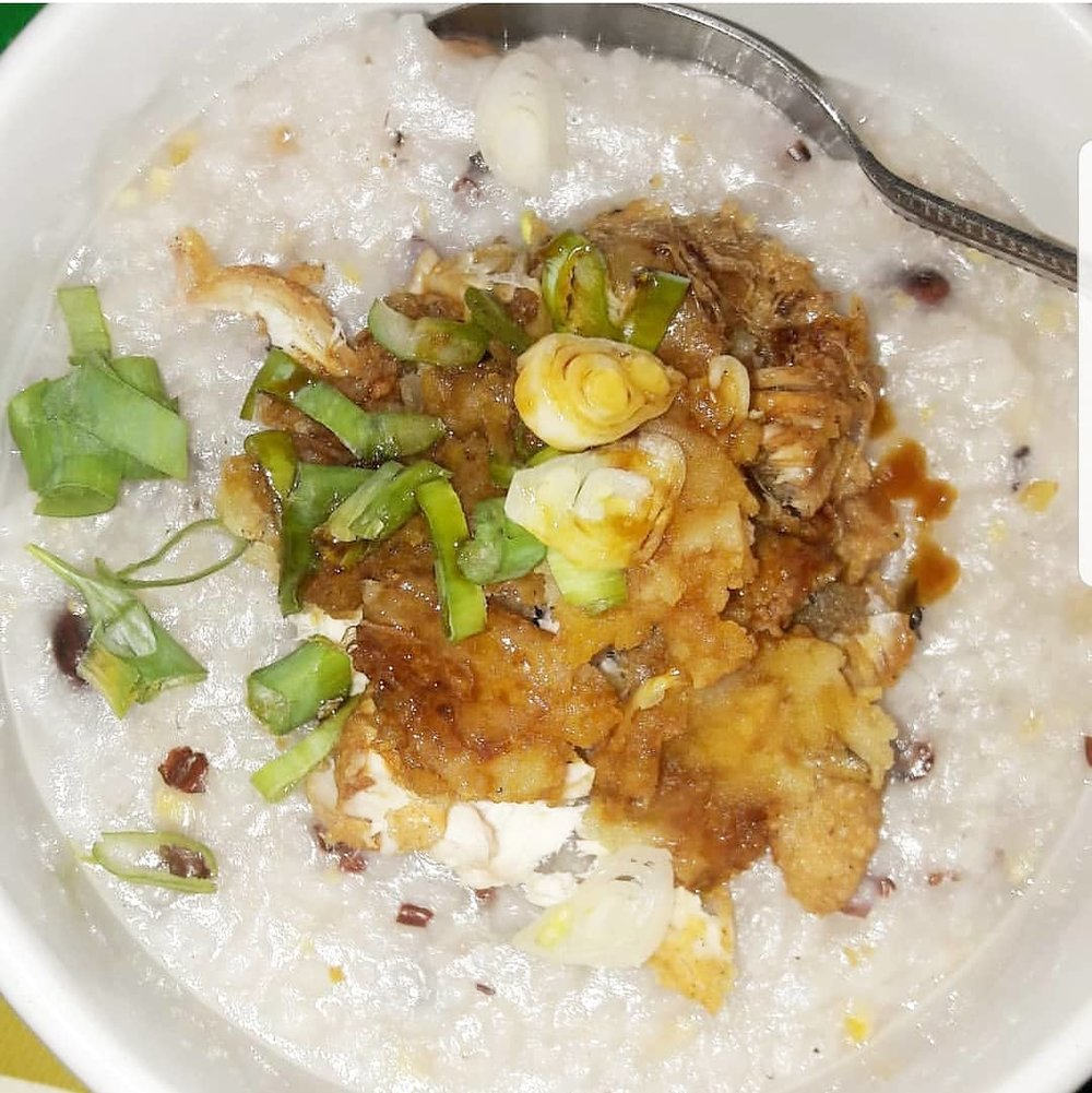 Click the image to check out this KONGBAP porridge recipe by @catatansibadi!
