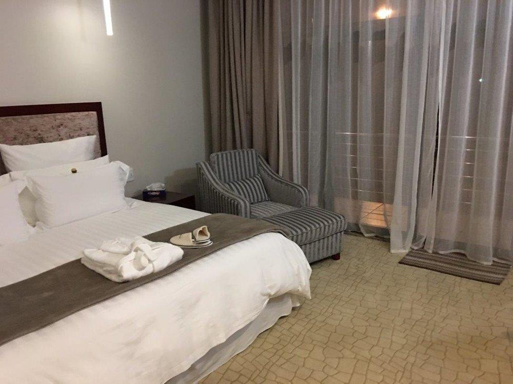 Luxury Room - Sea Facing