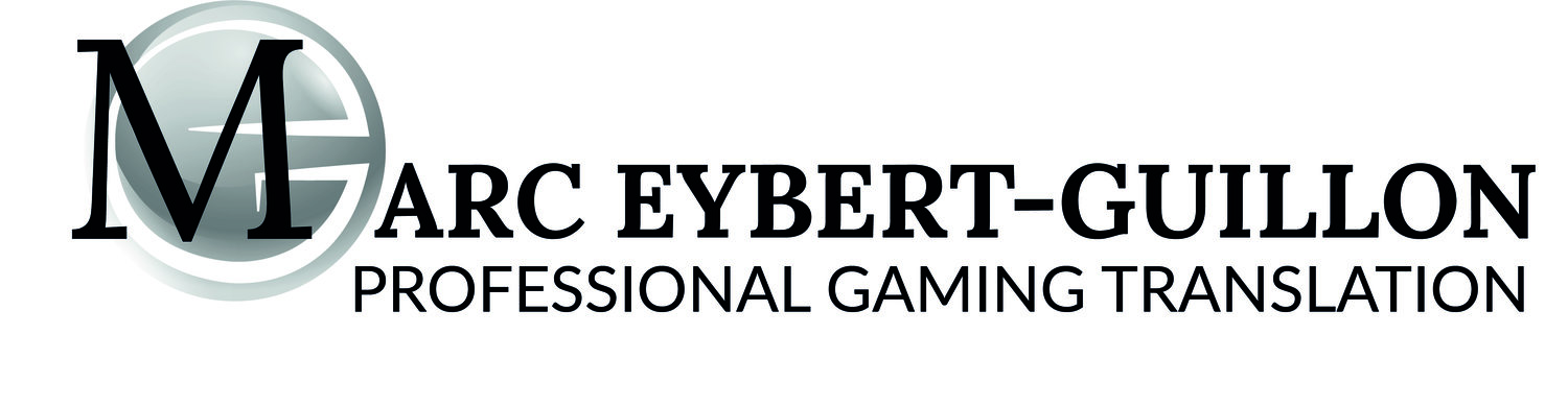 Marc Eybert-Guillon - Professional Gaming Translation