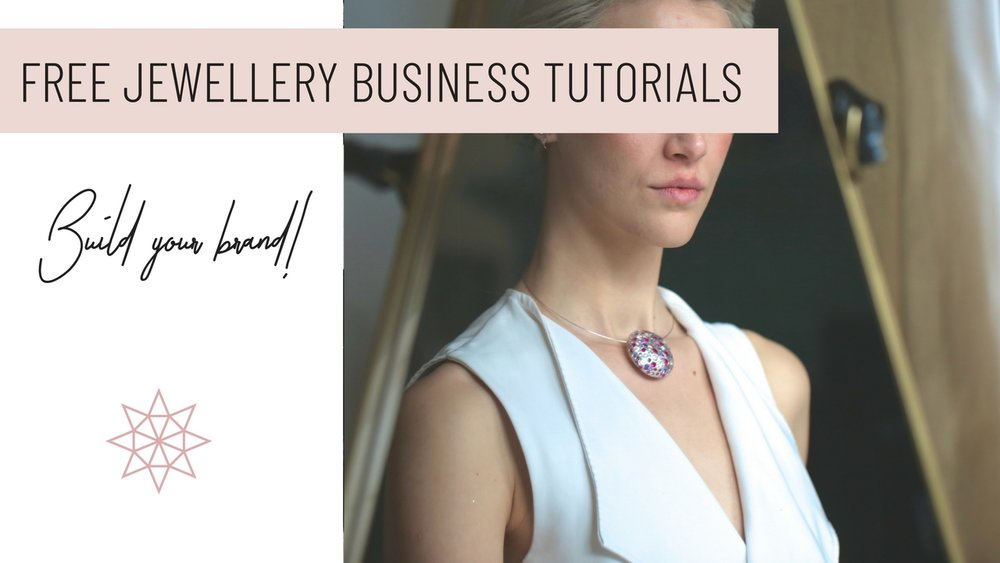 - Watch the latest in our free jewellery business tutorials over on the video podcast with Jessica Rose.