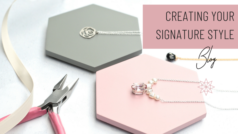 Creating your signature style for jewellers