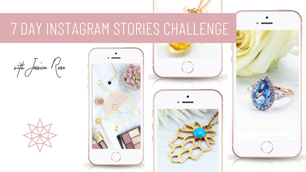 - We ran a live challenge to build your instagram through stories. You can now take it at any time and master the techniques to make stand-out stories for your audience.