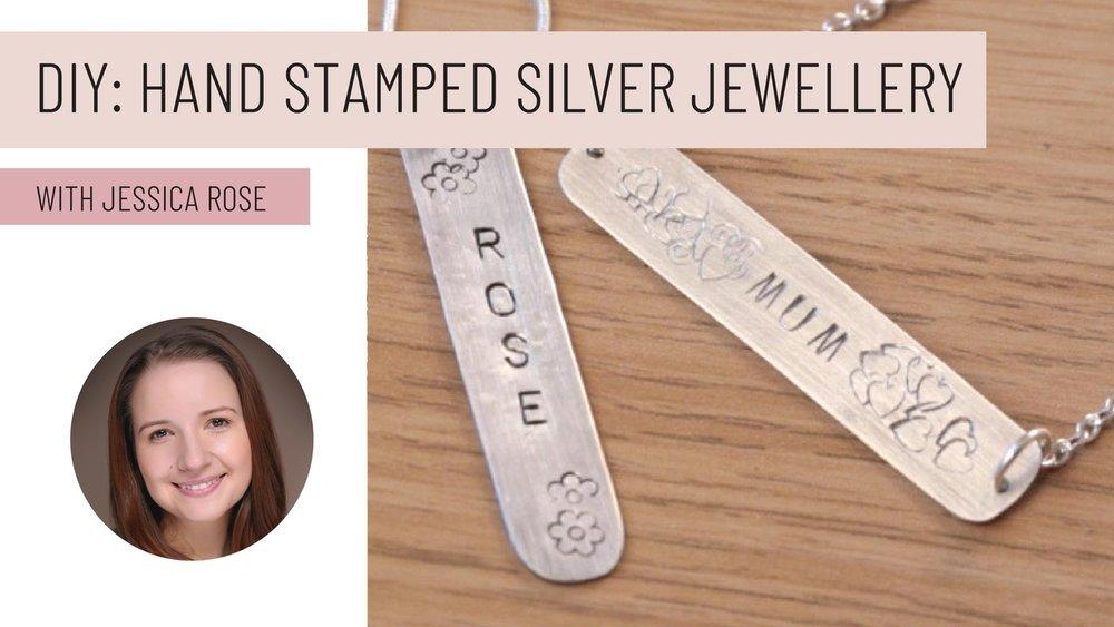 DIY Hand Stamped Silver Jewellery.jpg