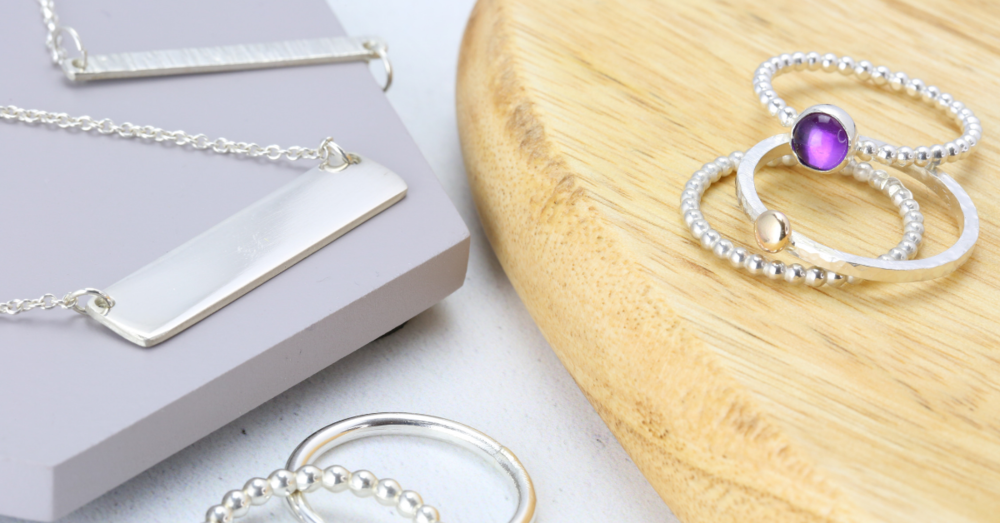 free silver jewellery making course from Jewellers Academy