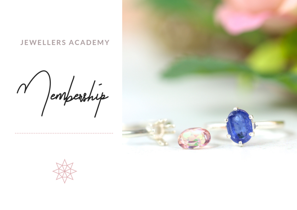 Welcome to Jewellers Academy Membership