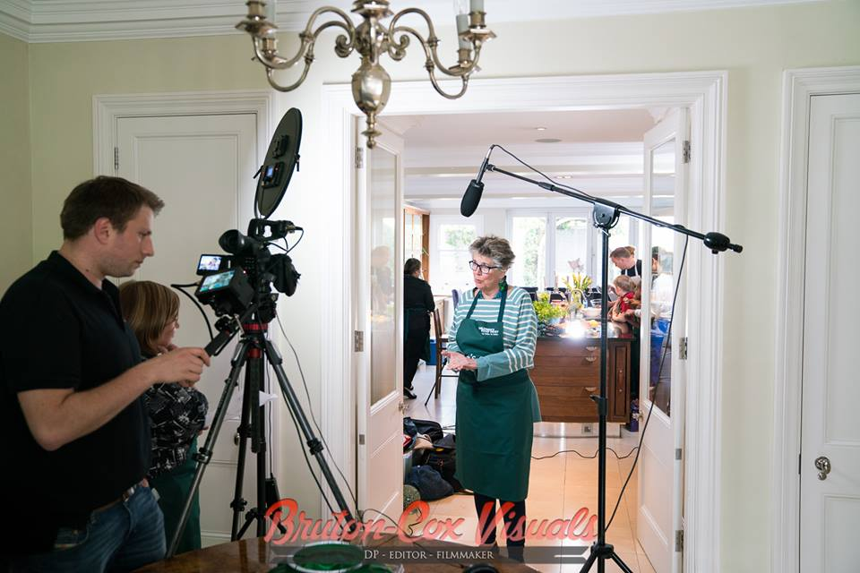 Cheltenham video production Prue leith.jpeg