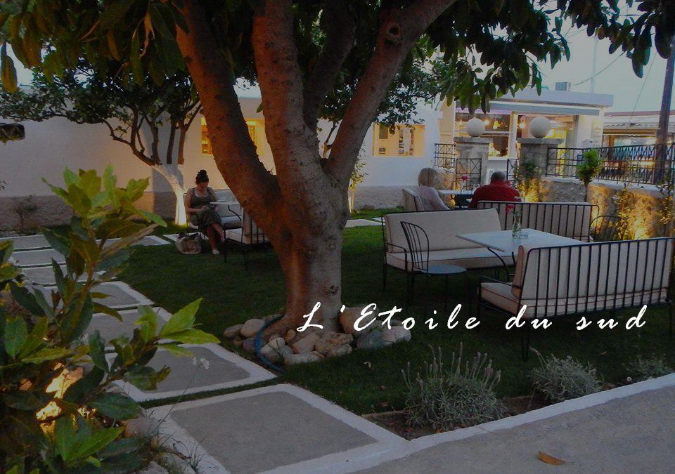 garden bistro  - L'Etoile du Sud