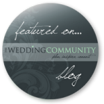 the wedding community blog- fairytale bridal shoot - Emily Hankins Cakes