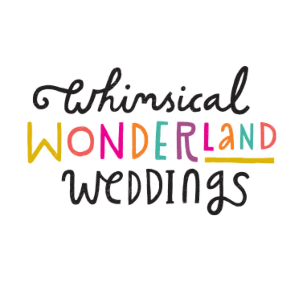Emily Hankins Cakes Whimsical wonderland weddings