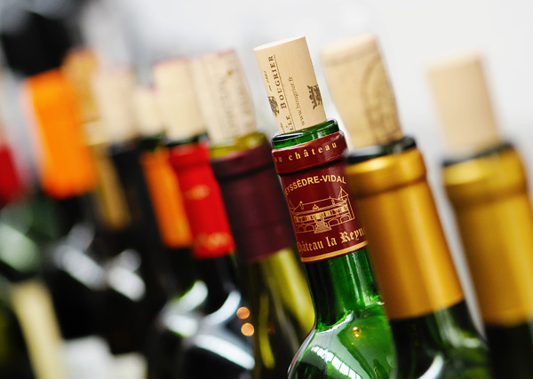 - Benieuwd naar de wijnen op de kaart?
