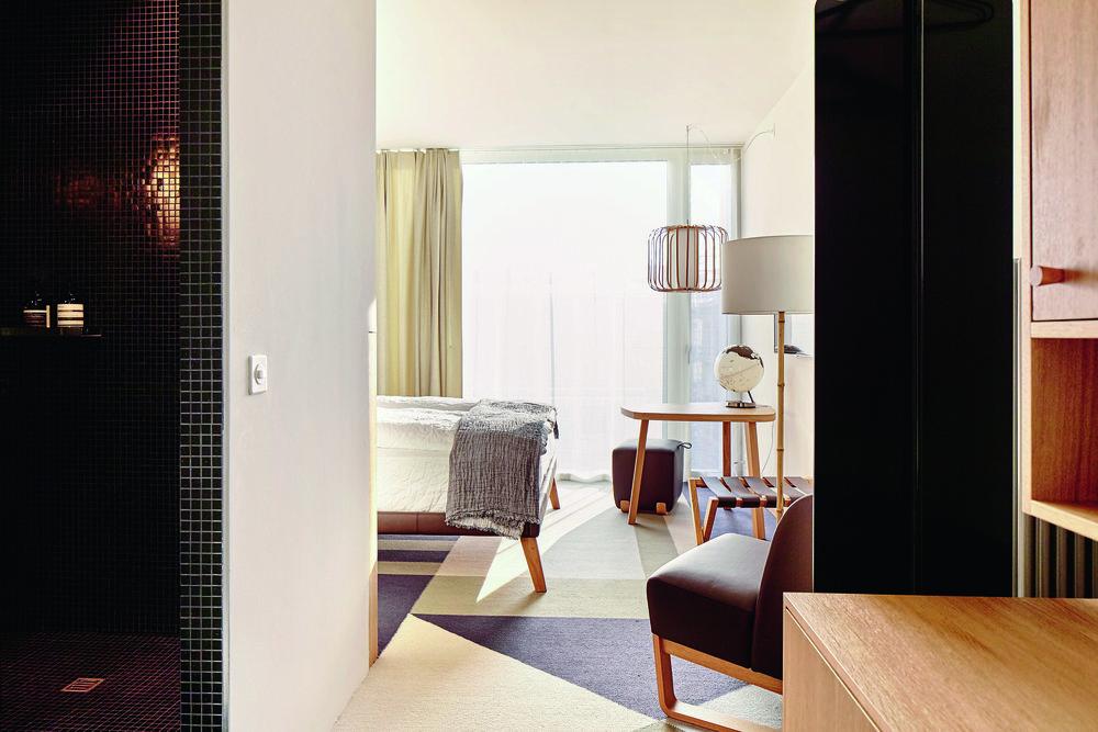 Design room, Hotel NOMAD, Basel
