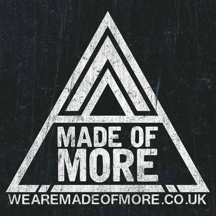 Made of More - The 8 week Made Of More wellbeing course for groups of boys aged 11-18.