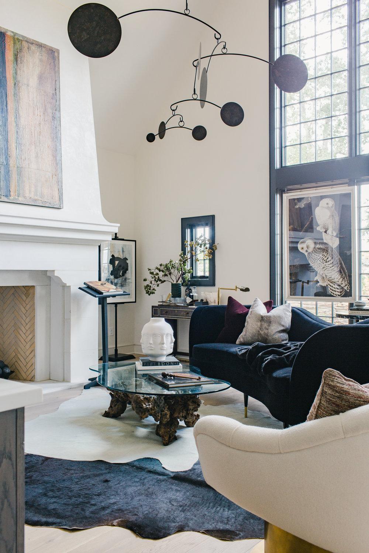 Pinewood Forest, Atlanta Magazine Home Show Home