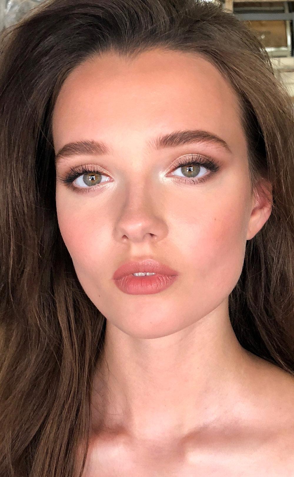 Melbourne makeup artist