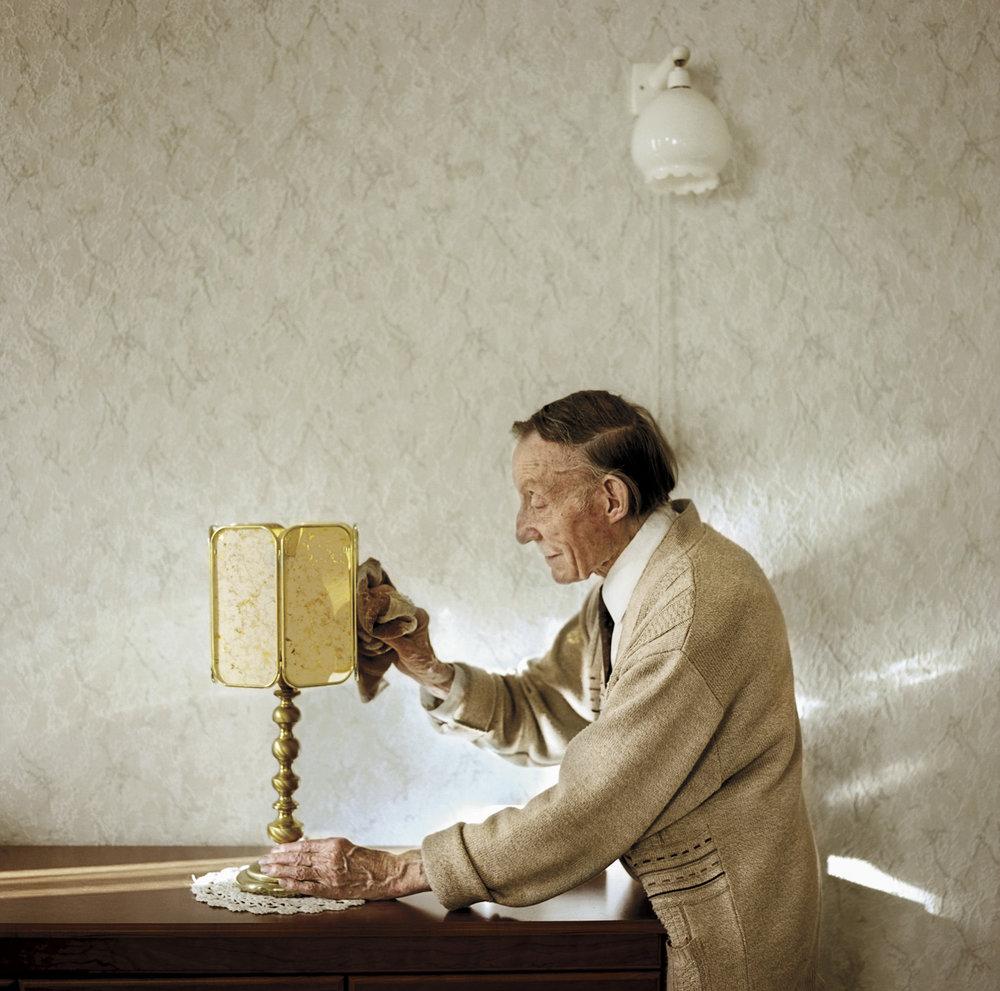 George, flat 269 ( British Life Photography Award and Portrait Of Britain Winner )