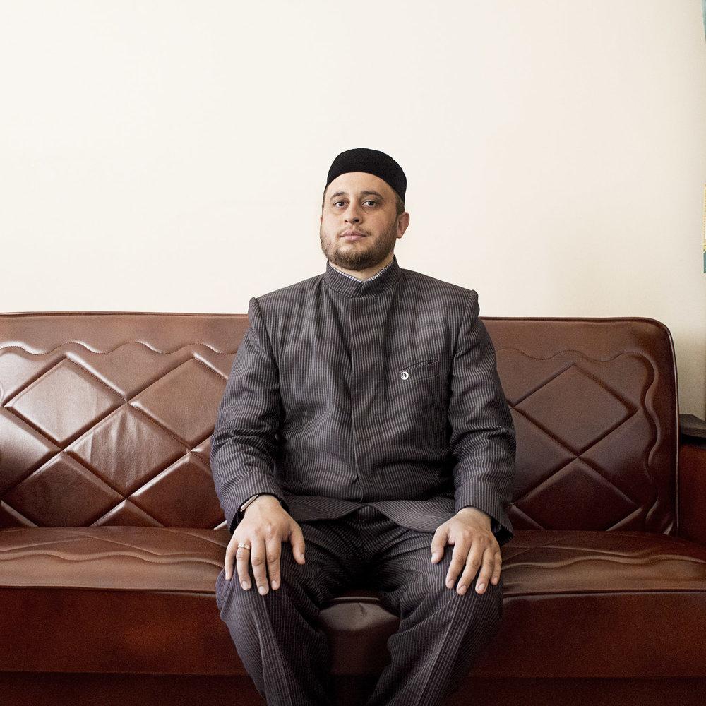 Rustam Khairullin - Vice Mufti Tartastan